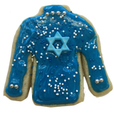 Hanukkah Ugly Sweater Cookies