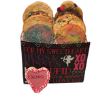 Sweetheart Cookie Basket