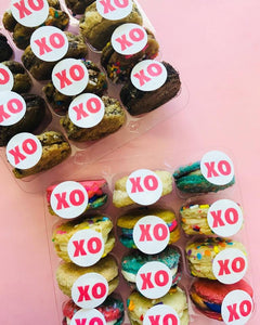 XOXO Cookie Sandwich Assortment