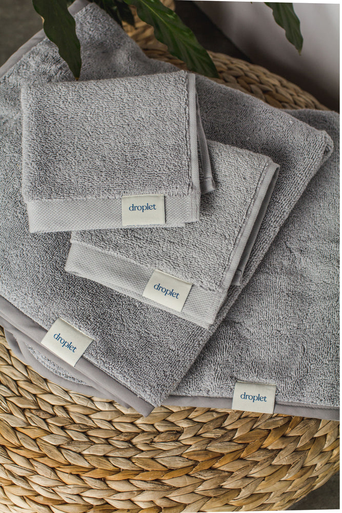 Organic Cotton Hooded Baby Towels