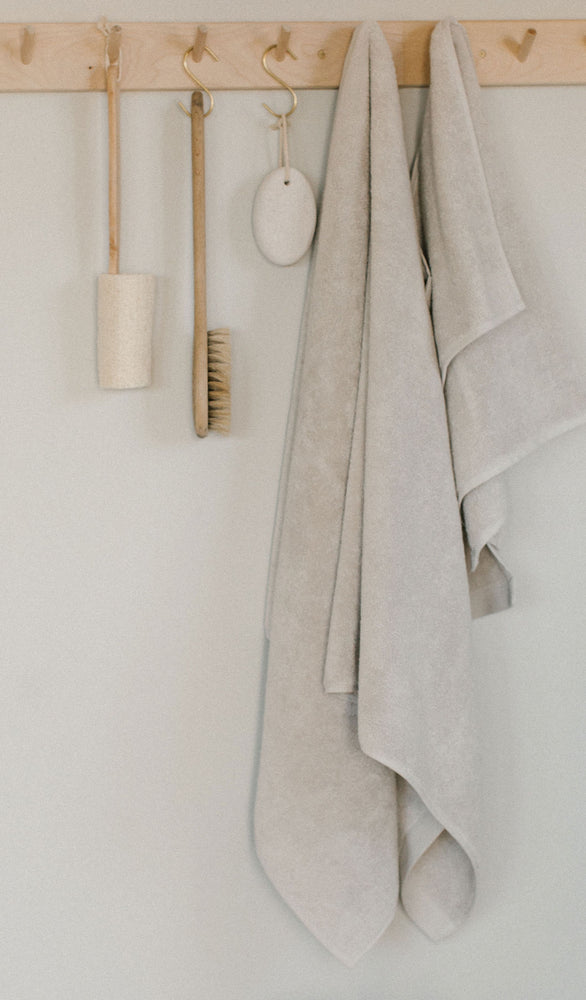 Organic Cotton Towel separates