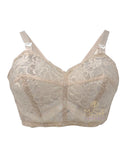 Edith Lances 630 All Lace Wire-free Minimizer Bra myselflingerie.com