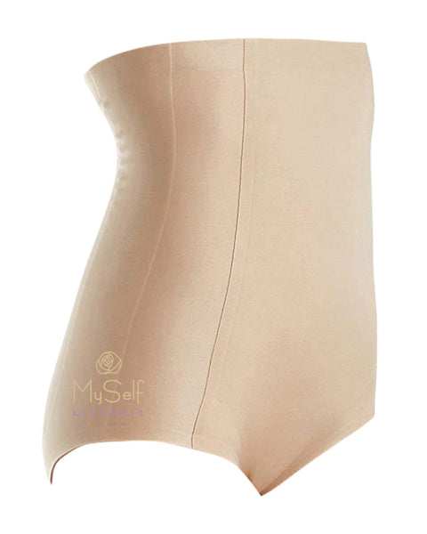 Body Hush BH1503MS High-Waisted Seamless Shaping Panty MYSELFLINGERIE.COM