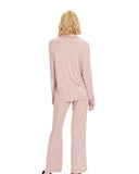 UGG 1019340 Lenon Button Down PJ Set myselflingerie.com