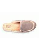 UGG 1020027 Lane Slip On Suede Loafer with Fur Trim myselflingerie.com