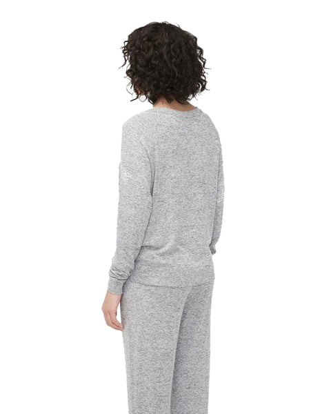 UGG 1095513 Fallon PJ Set with Side Tie myselflingerie.com