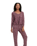 UGG Fallon PJ Set with Side Tie