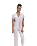 UGG 1108457 California Aster Addi Short Sleeve Pajamas Set myselflingerie.com
