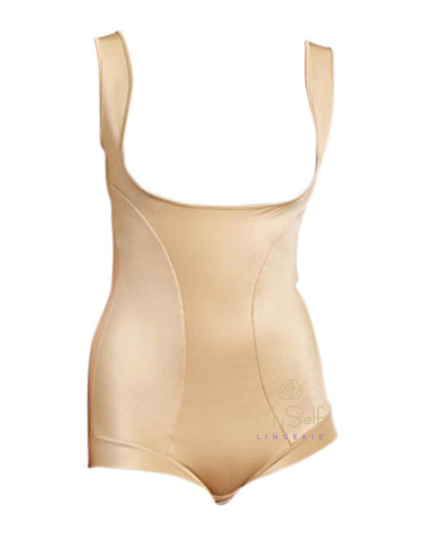 Maidenform 1856 Firm Control Cami Top with Bottom Closure myselflingerie.com
