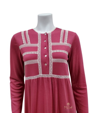 products/20405ACRoseLaceTrimmedButtonDownModalNightgown-1.png