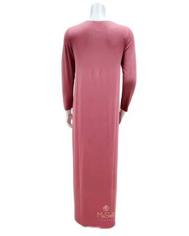 products/20413CRoseLaceScallopNeckButtonDownModalNightgown-2.png