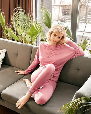 Vanilla Night and Day Dolman Top Modal Pajamas