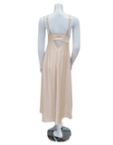 Rya Colleciton 447X Champagne Positivity Gown Plus Sizes myselflingerie.com