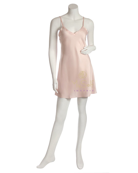 Rya Collection 195 Fresh Satin Chemise myselflingerie.com
