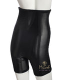 Rago 6210 Extra High Waisted Zipper Girdle with Legs MYSELFLINGERIE.COM