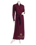 FLEUR'T 621 Modal Long Morning Robe myselflingerie.com