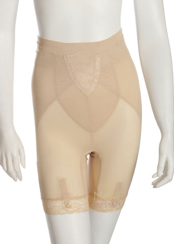 Custom Maid 682 Hi Waist Long Leg Girdle myselflingerie.com