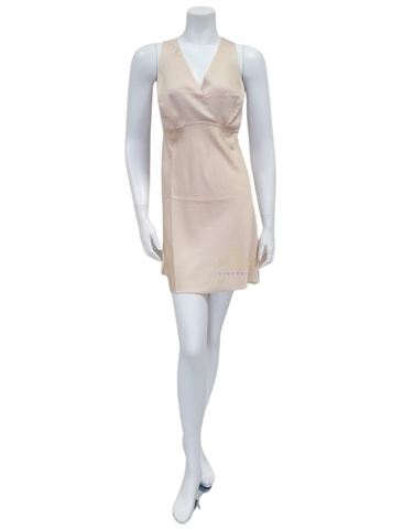 Rya Collection Champagne Positivity Chemise Plus Sizes