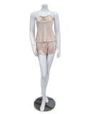 Rya Collection 379 Champagne Darling Lace Cami Tap Set myselflingerie.com