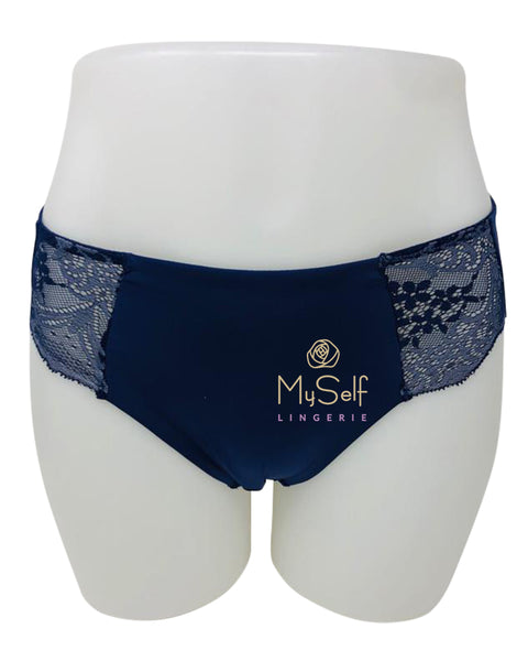 WACOAL 841257 Lace Impression Hi Cut Brief MYSELFLINGERIE.COM