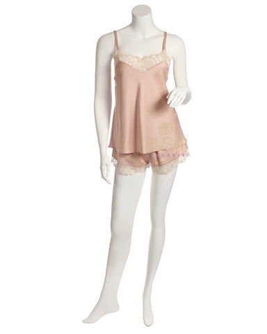 Q80418 Gabby Cami and Shorts Set