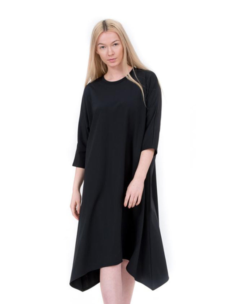 Undercover Waterwear S18-LDS-B Black Swing Dress myselflingerie.com
