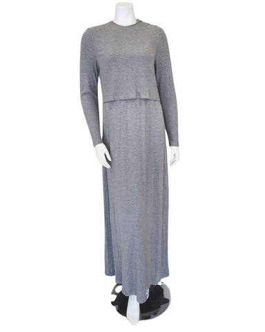 products/S6034LightGreyRibbedNursingNightgown.jpg