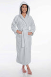 Gemsli Hooded French Terry Robe