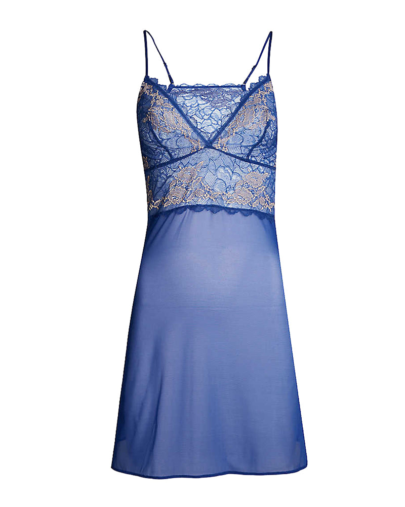 Wacoal WE135009 Lace Perfection Chemise myselflingerie.com
