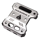 Assault Industries Radius Rod Reinforcement Plate Black/Raw