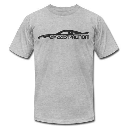 PHENOM 500 T-Shirt - heather gray