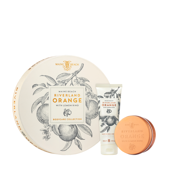 Riverland Orange Duo Gift Set