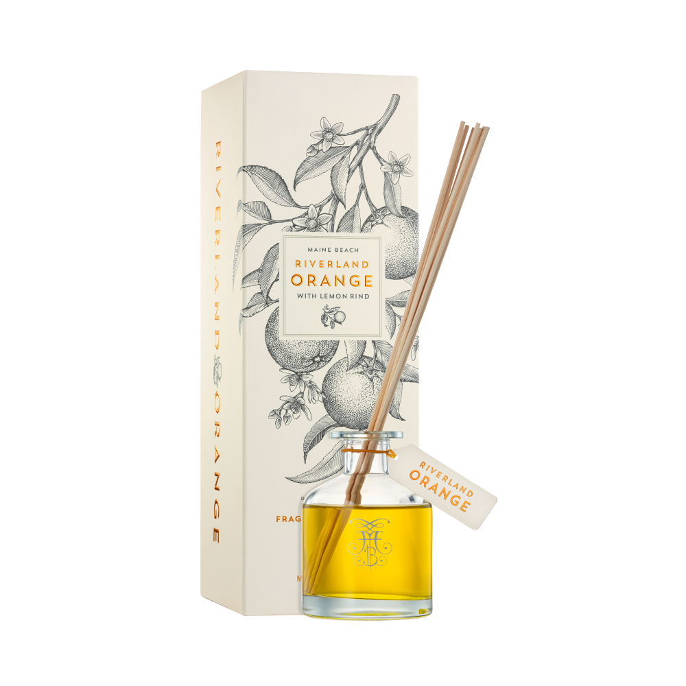 Maine Beach Riverland Orange Fragrance Diffuser 200ml