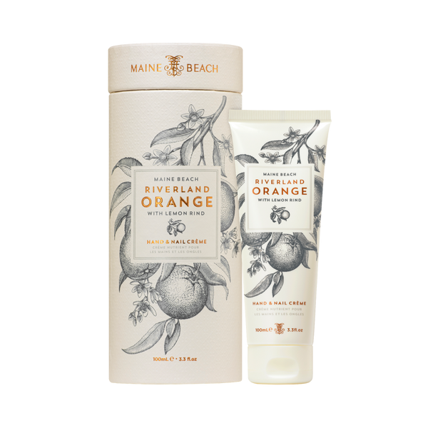 Riverland Orange Hand & Nail Crème 100ml