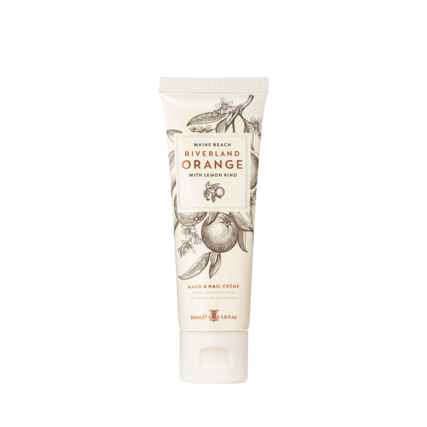 Riverland Orange Hand & Nail Crème 50ml