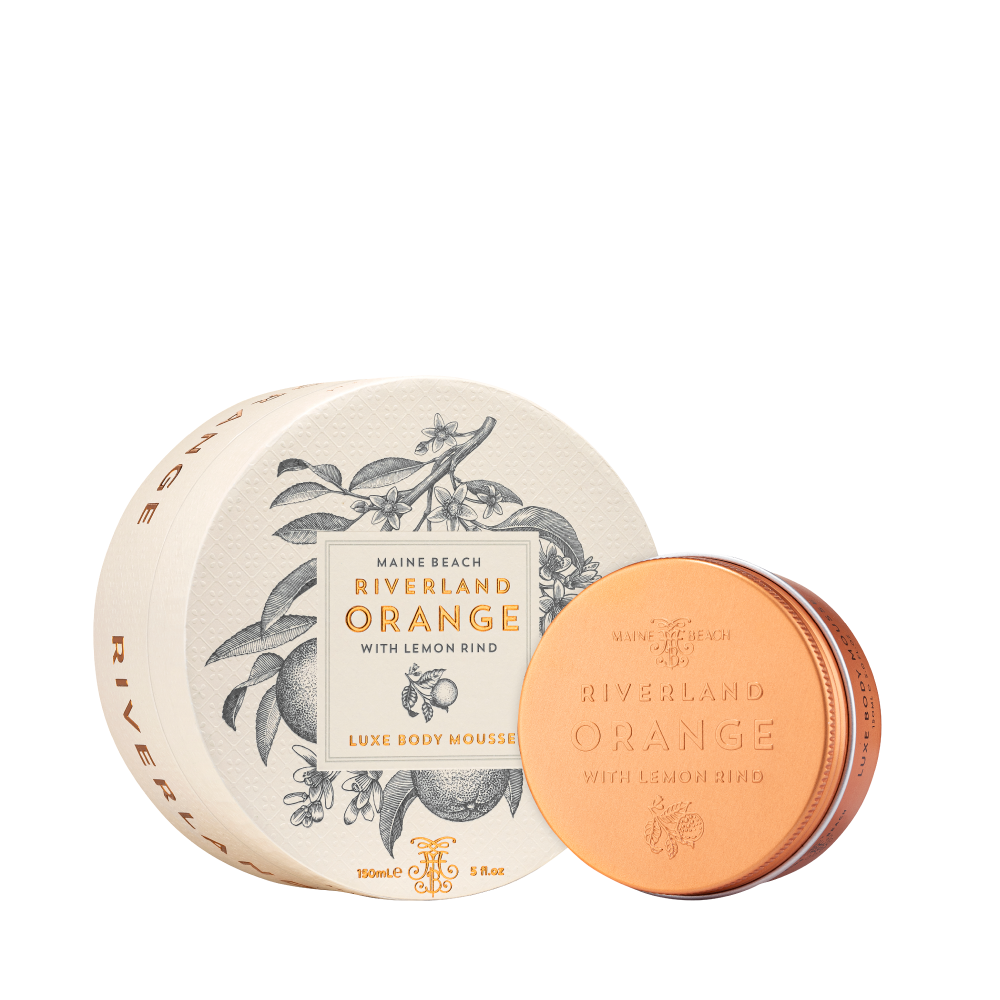 Maine Beach Riverland Orange Luxe Body Mousse 150ml