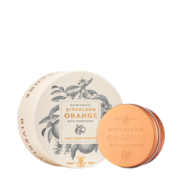 Riverland Orange Luxe Body Mousse 150ml