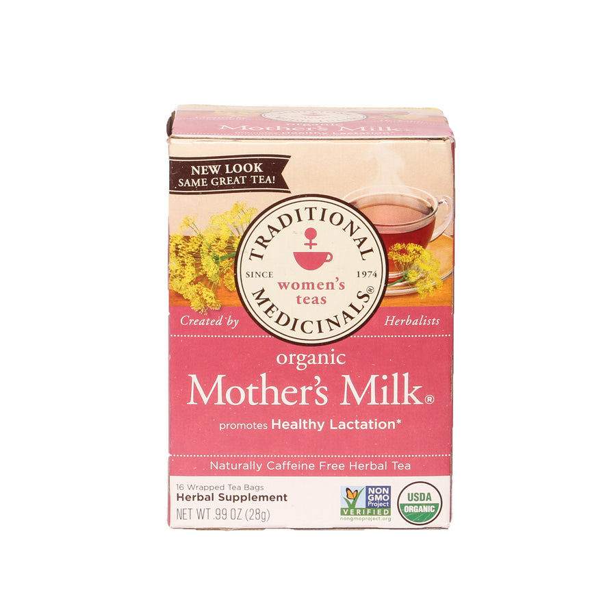 Tradicional Medicinal Mother's Milk