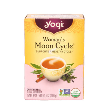 Yogi Woman's Moon Cycle