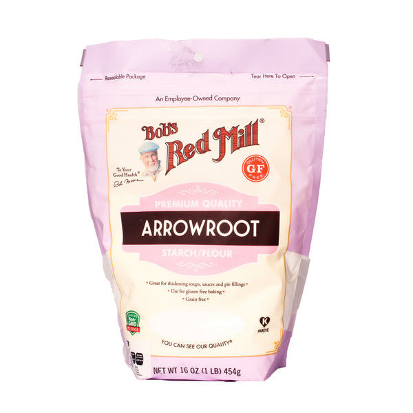 Arrowroot flour - Ecart