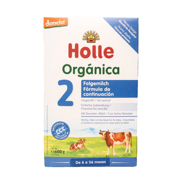 Holle Orgánica 2