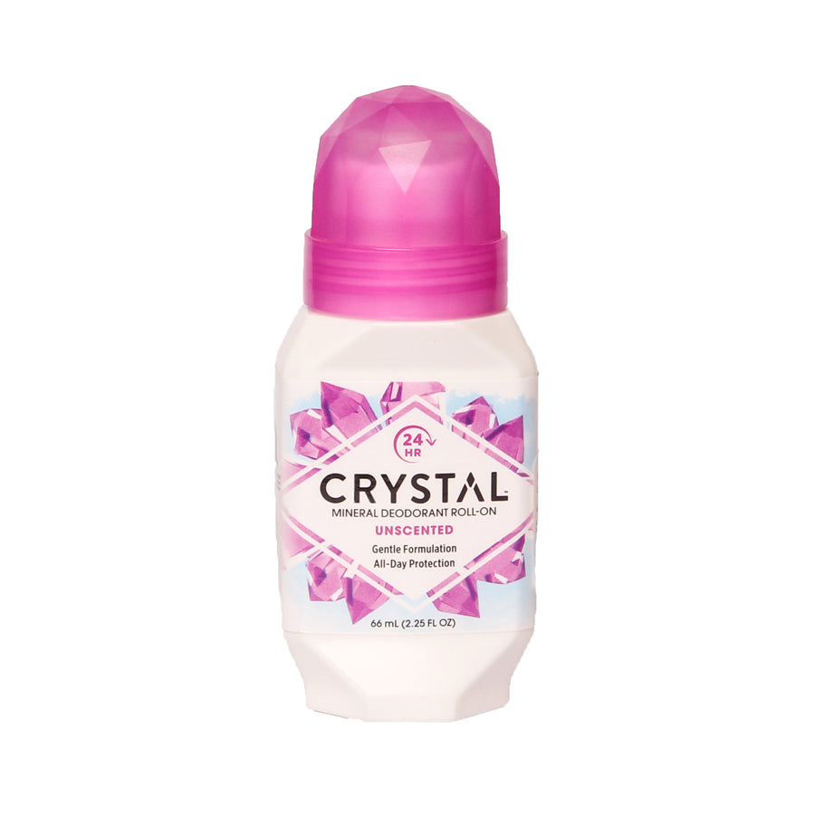 Crystal Mineral Deodorant Roll-On