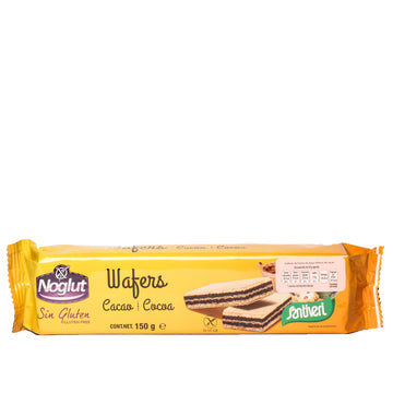 Noglut Wafers Cacao