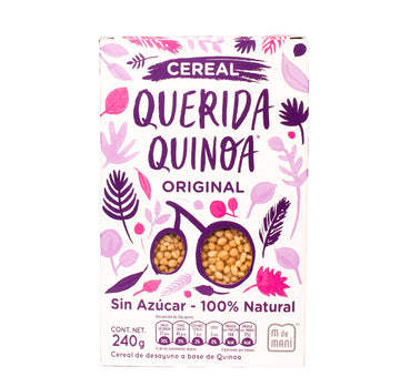 Cereal Querida Quinoa