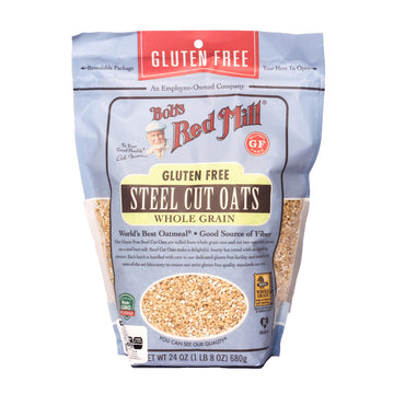 Bob's Red Mill Steel Cut Oats Whole Grain