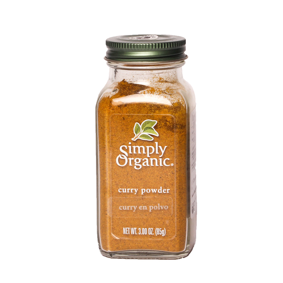 Simply Organic Curry