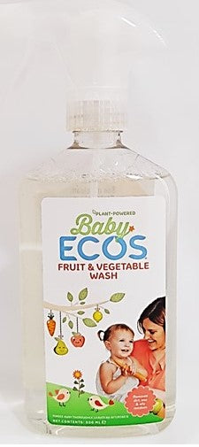 Baby Ecos Fruit & Vegetable Wash