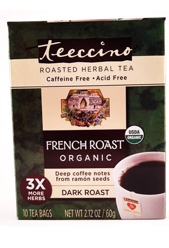 Teeccino Té Herbal Tostado