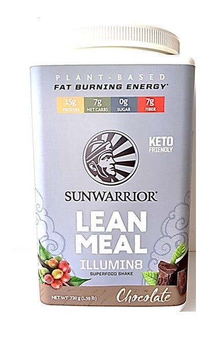 Sunwarrior Lean Meal Ilumin8