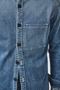 AIMI HEAVY DENIM SHIRT